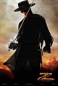 Zorro 2 2005 Movie poster Antonio Banderas